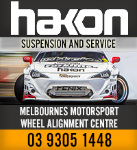 Hakon Suspension commercial advertisement