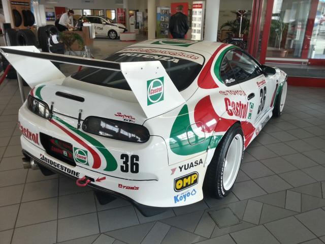 Dtm Castrol Gt500 Supra Adelaide Racing Classifieds