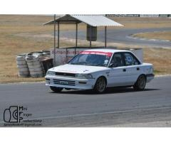 Toyota Corolla 4age 20v circuit car Doncaster East - Racing