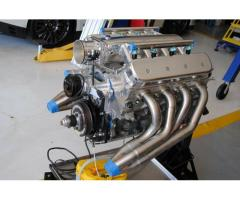 C5-R 427ci Engine built for 1600 - 1800 HP by Agostino Racing Engines.