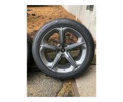 21 Inch Lamborghini Urus Wheels and Tires