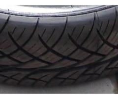 NITO Tires and American Racing Wheels - Custom Wheels