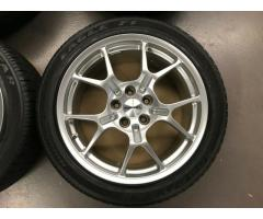 OEM 2005-2006 Ford GT40 Wheels and Tires