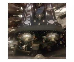 2018 Millington 2.5 Series 2 engine
