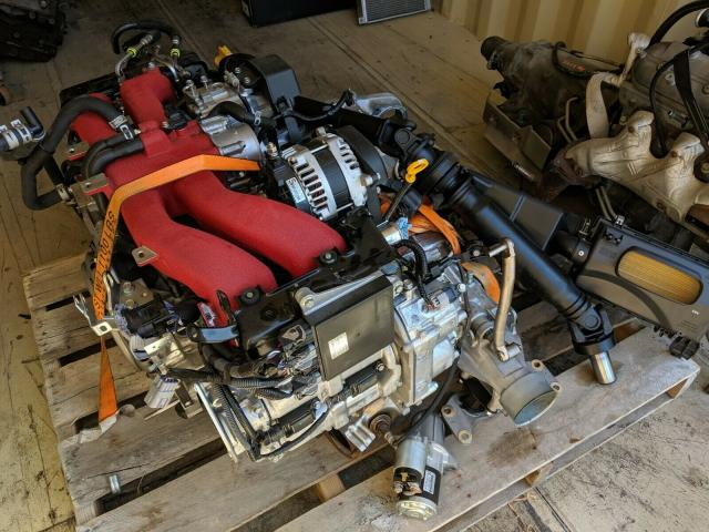 Toyota 86 Complete engine and transmission