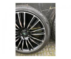 4X RANGE ROVER SPORT VOGUE 9012 22″INCH ALLOY WHEELS AND TYRES TPMS INCLUDED