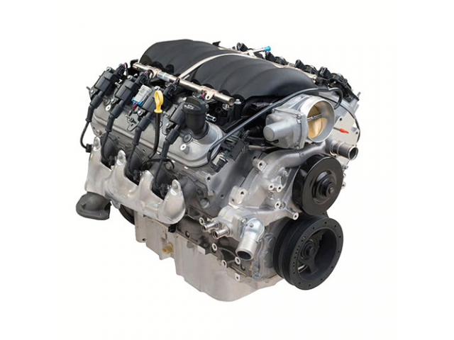 Chevrolet Performance LS376/525 6.2L LS3 Engine