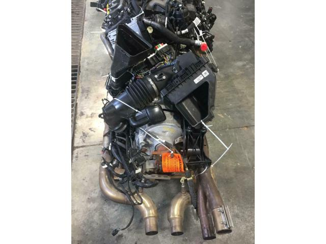 2018 FORD MUSTANG COMPLETE LIFTOUT 5.0L GT ENGINE 10R80 TRANSMISSION, ECM MOTOR