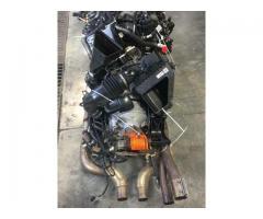 2018 FORD MUSTANG COMPLETE LIFTOUT 5.0L GT ENGINE 10R80 TRANSMISSION, ECM MOTOR