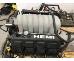 09 JEEP GRAND CHEROKEE SRT8 SRT-8 COMPLETE 6.1 ENGINE TRANSMISSION TCASE 72K
