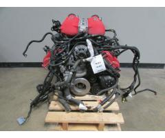 2015 Ferrari 458 Italia, Complete Engine