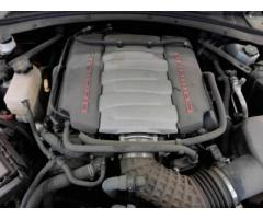 16-19 CAMARO 6.2L LT1 ENGINE LIFTOUT ASSEMBLY WITH AT TRANSMISSION