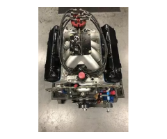 Nascar Chevy SB2.2 Complete Engine 358 cid 782HP 530ft-lbs Fresh Rebuild SB2