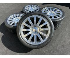 BUGATTI-VEYRON-WHEELS-TIRES-16-4-OZ-RACING-FACTORY-OEM-RIMS