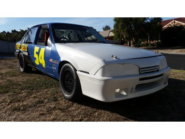 auscar commodore vl 304 v8 race road track car bendigo racing classifieds. Black Bedroom Furniture Sets. Home Design Ideas