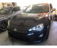 2012 Toyota 86 Coupe - Repaired Stat Write Off