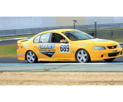 Ba xr6 track car