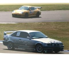 BMW M3R E36 RACE CAR