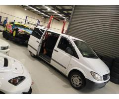 Mercedes Vito + Trailer package