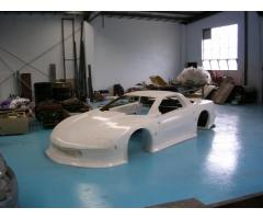 Camaro Trans-Am Body Shell