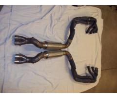 Ferrari 430 Crawford Challenge Level 5 Racing Full Exhaust / Headers (New Spare)