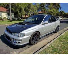 Subaru WRX Track Car