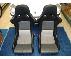 GENUINE PORSCHE 1994 964 SPEEDSTER RACING SEATS OEM