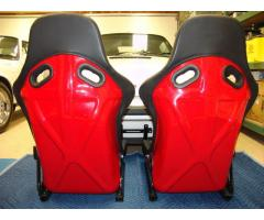GENUINE PORSCHE 1994 964 SPEEDSTER RACING SEATS OEM
