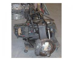 Hewland Racing VGC Transaxle with Lola suspension BBS wheels