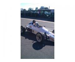 1200cc Formula Vee Racing Car