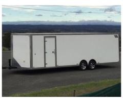 Enclosed 9.1 metre, 1.84T Trailer