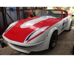 Works 240z replica race car unfinished