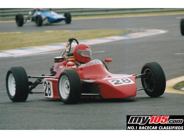 Formula Ford car for sale.
