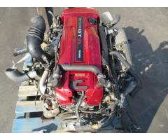 JDM NISSAN SKYLINE R34 GTR RB26DET ENGINE RB26DET ENGINE BNR34 GTR MOTOR