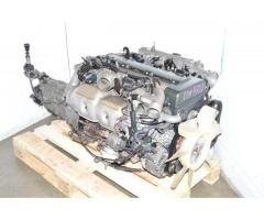 JDM TOYOTA SUPRA 2JZ GTE TWIN TURBO ENGINE 6 SPEED V160 GETRAG TRANSMISSION 2JZ