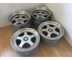 Ferrari 18 Oz Racing Wheels 5x108 Hamman Motorsport Testarossa 512 TR F 512