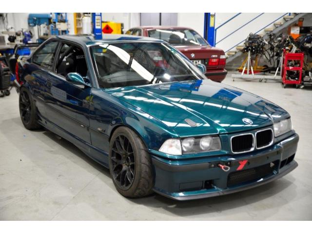 BMW E36 Coupe fitted with M3 S54 Engine - Racing Classifieds