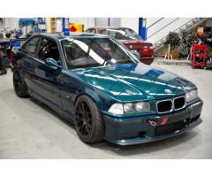 BMW E36 Coupe fitted with M3 S54 Engine
