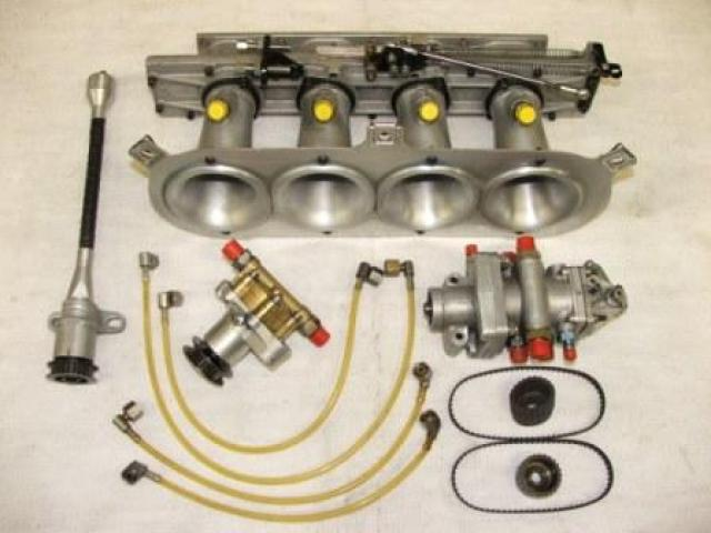 2 Litre BDG Lucas Mechanical Injection Kit