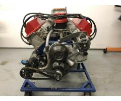 Ford 434 cid Aluminum Block Complete Race Engine 840hp 670 torque