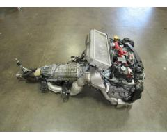 JDM Subaru EJ207 STi Engine and 6 Speed Transmission Version 10 2008-2010 EJ20