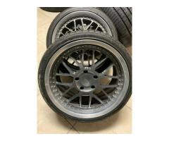 Porsche 997 996 Champion Motorsports 19 3 Piece Wheels RB3 Like BBS