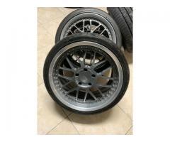 Porsche 997 996 Champion Motorsports 19 3 Piece Wheels RB3 Like BBS