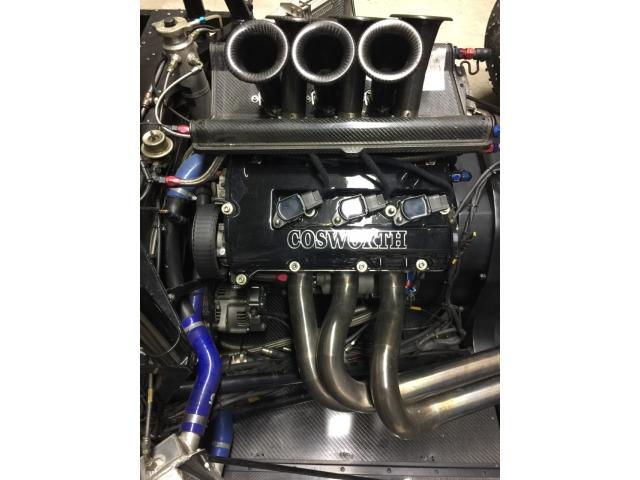 V6 Mondeo Cosworth Engine