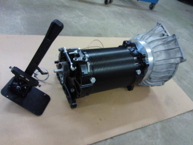 Samsonas Universal RWD Sequential 6 speed gearbox NEW