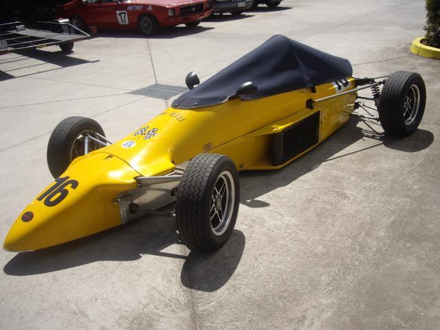 Royale 31M Formula Ford