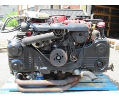 2003 2004 IMPREZA WRX STI EJ207 V8 SPEC-C ENGINE EJ207 2.0L TURBO VF36 EJ20