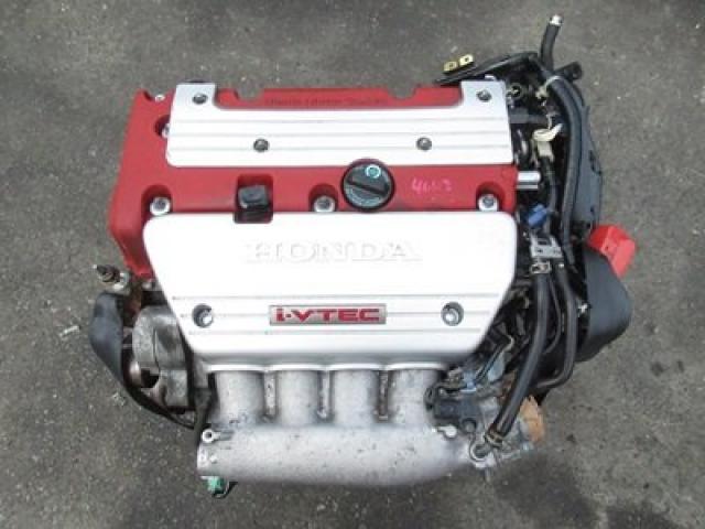 JDM 06 Fit For Honda Type-R Civic Sedan FD2 K20A RED