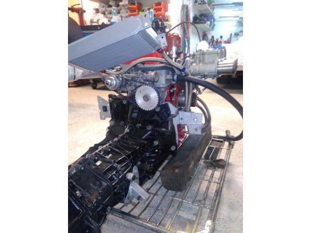 Engine renault gordini alpine A110 A310
