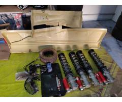 Skoda Fabia R5 gravel kit